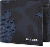 Diesel Hiresh Leather Billfold Wallet