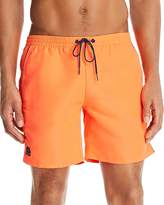 Sundek Semi-Elastic Swim Trunks