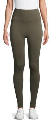 Warner's Women's Twill Seamless Leggings, 1-Pack
