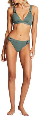 Seafolly Active Button Hipster Bikini Pant