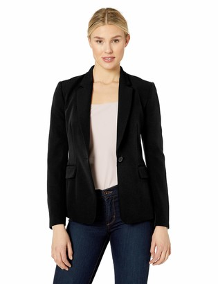 Tahari ASL Women's ONE Button Flap PKT Replenishment Jacket