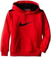 Nike Therma KO SwooshTM Hoodie (Little Kids)