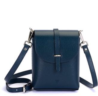 Atelier Hiva Astrum Leather Bag Petrol Blue