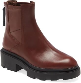 Ash Magma Short Boot