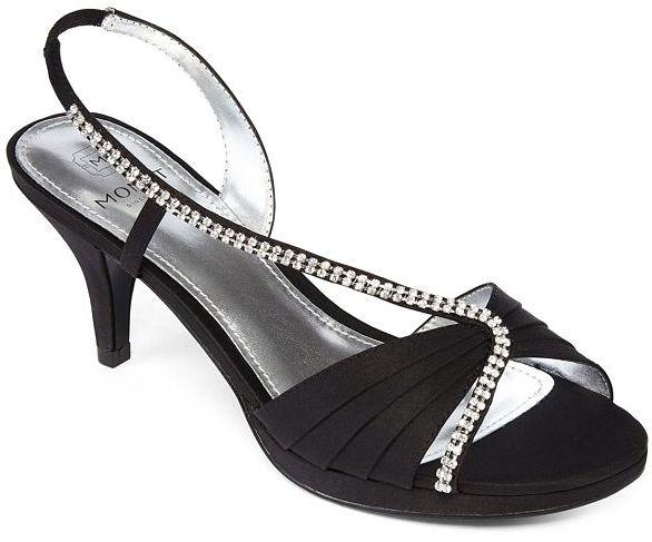 Monet Melodie Rhinestone-Embellished Sandals