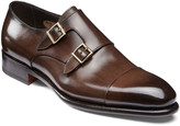 Santoni Men's Ira Double-Monk Loafers