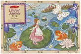 Melissa & Doug Lily Pad Journey Wooden Jigsaw Puzzle - 96 pc