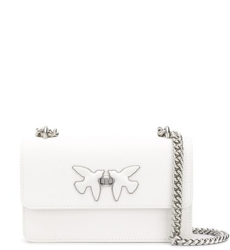 Pinko Free Light sparrow-plaque bag