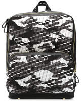 Pierre Hardy 'camocube' Backpack - Black