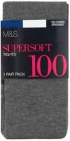 Marks and Spencer 100 Denier Heavyweight Supersoft Opaque Tights