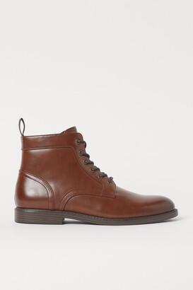 H&M Zip-up boots