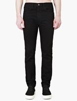 Levi's Black 1966 606 Super Slim Jeans