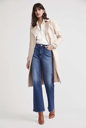 Witchery Denim Flare