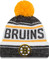 New Era Boston Bruins Snow Dayz Knit Hat