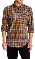 Gant Regular Fit Rockaway Twill Check Long Sleeve Shirt
