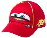 Cars Toddler Boys' Lightning McQueen Baseball Hat - Red