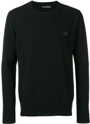 Acne Studios Nalon Face jumper