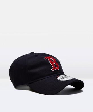 New Era 9twenty Boston Red Sox Cap Navy
