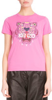 Kenzo Light Single Jersey Tiger T-Shirt, Bagota