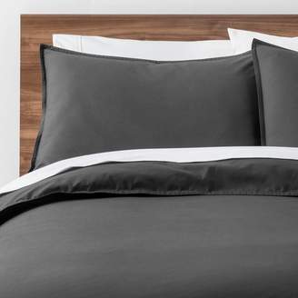 Made By Design Easy Care Solid Duvet Cover Set - Made By Design