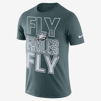 Nike Men's T-Shirt Dri-FIT (NFL Eagles)