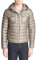 Moncler Men's Hooded Down Jacket