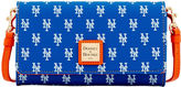 Dooney & Bourke MLB Mets Daphne Crossbody Wallet