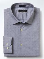 Banana Republic Camden-Fit Supima® Cotton Dobby Print Shirt