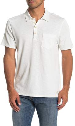 7 For All Mankind Boxer Pocket Polo