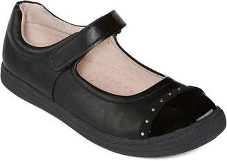 Arizona Becky Little Kid/Big Kid Girls Mary Jane Shoes Elastic Round Toe