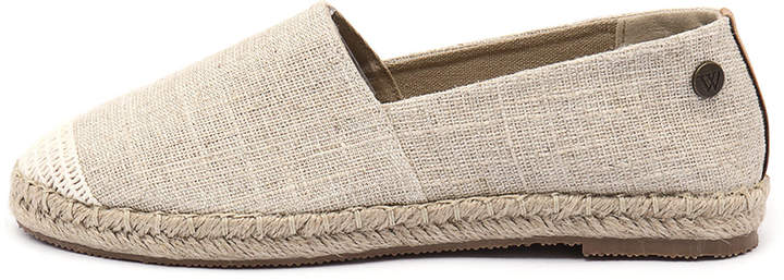Walnut Melbourne Moon espadrille Silver Shoes Womens Shoes Casual Flat Shoes