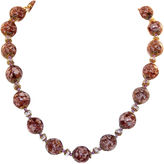 One Kings Lane Vintage Venetian Glass Bead Necklace