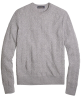 Brooks Brothers Arancab Crew Multi Sweater