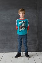 Hatley Lost In Space Glow in the Dark Graphic Long Sleeve Tee (Toddler, Little Boys, & Big Boys)