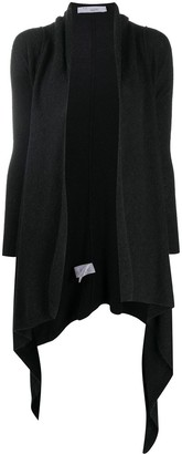 IRO Draped Long-Sleeve Cardigan
