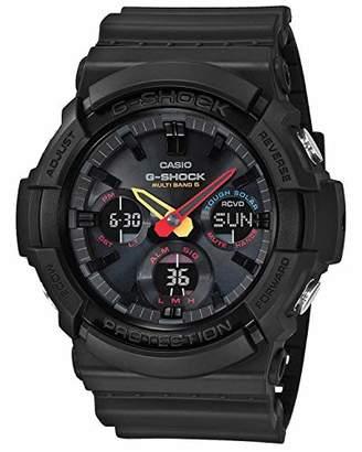 Casio G-Shock Solar Radio-Controlled Men's Watch GAW-100BMC-1AER