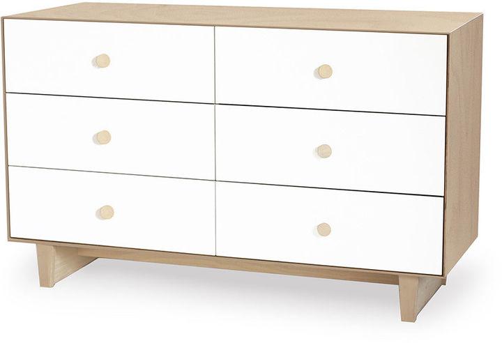 Oeuf Merlin Six-Drawer Dresser - Rhea