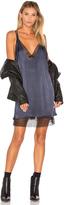 Lucy Paris Debroah Lace Slip Dress