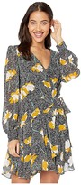 ASTR the Label Aja Dress (Cream Jade) Women's Clothing