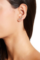Dogeared New York Ear Crawler Earring