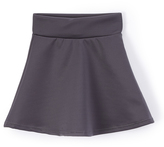 Hybrid Charcoal A-Line Skirt - Toddler & Girls