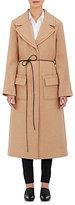 Nina Ricci WOMEN'S TIE-DETAILED WOOL-BLEND COAT