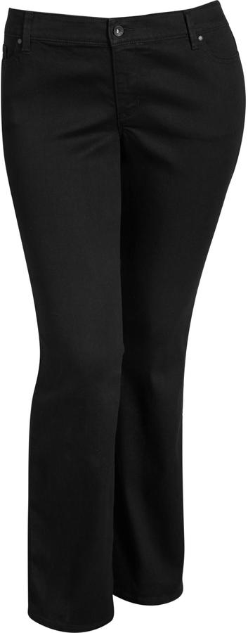 Old Navy Women's Plus The Rockstar Boot-Cut Jeans