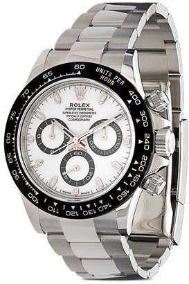 Rolex pre-owned Cosmograph Daytona 46mm