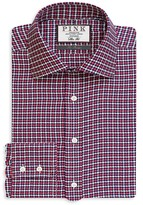 Thomas Pink Bowen Texture Prestige Dress Shirt - Bloomingdale's Regular Fit