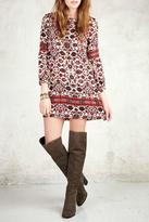 Gypsy 05 Crepe Laced Dress