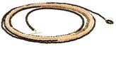 Lori Kaplan Jewelry - Black Spinel With Pink Opal And Smokey Quartz / Necklace