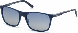 TIMBERLAND EYEWEAR Men's Tb9195 Sunglasses