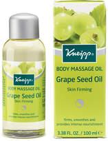Kneipp Skin Firming Grape Seed Body Oil (100ml)