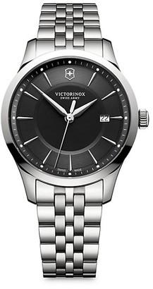 Victorinox Alliance Stainless Steel Bracelet Watch